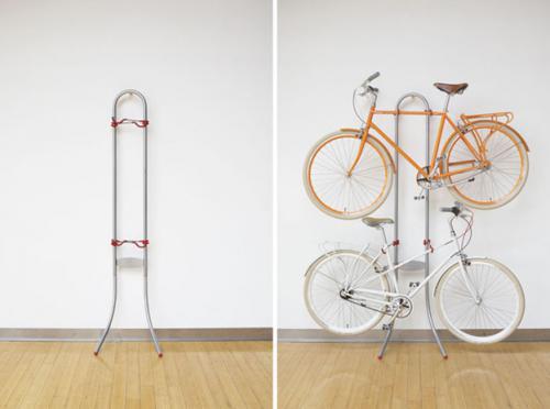 стойка для хранения велосипеда