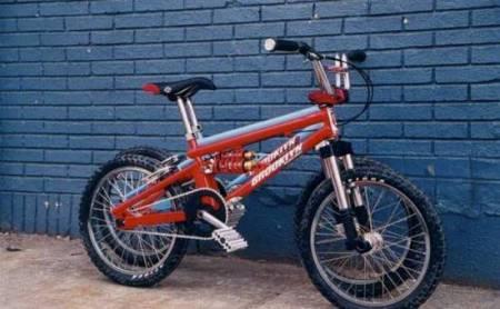 BMX байк