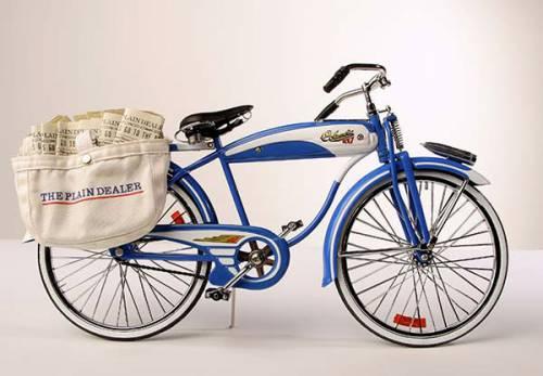 Paperboy bike