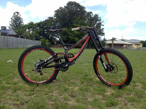 Specialized Demo 8 S-Works