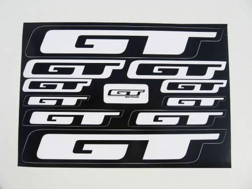 """стикеры """"GT"""""""