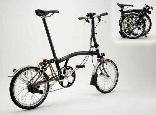 велосипед Brompton S2L