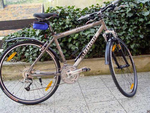 кроссовый велосипед