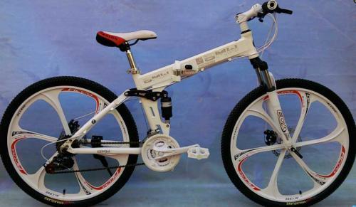 велосипед-двухподвес