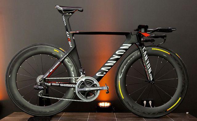 велосипед команды «Катюша»