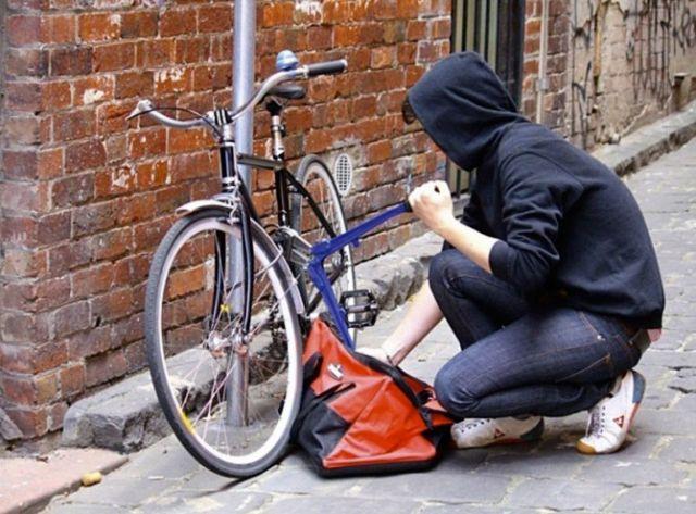 похищение велосипеда