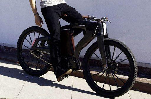 PG-Bike Black Trail