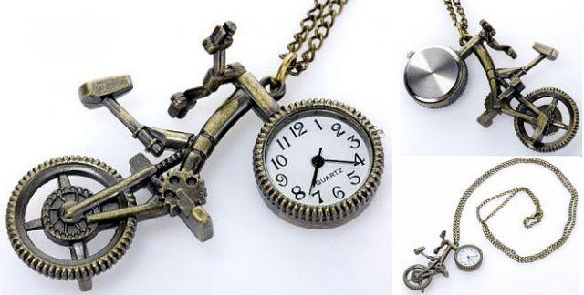 байк-часы
