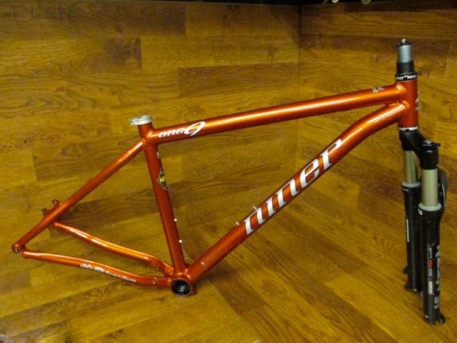 Рама велосипеда Niner