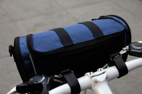 сумка на руле байка