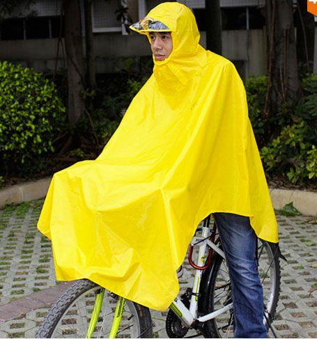 велосипедный дождевик