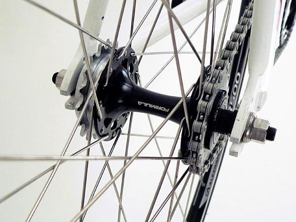 Велосипед на flip-flop