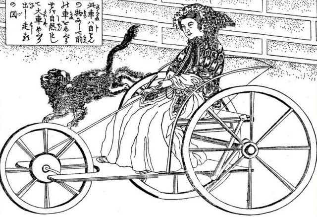 трицикл (1865 г.)