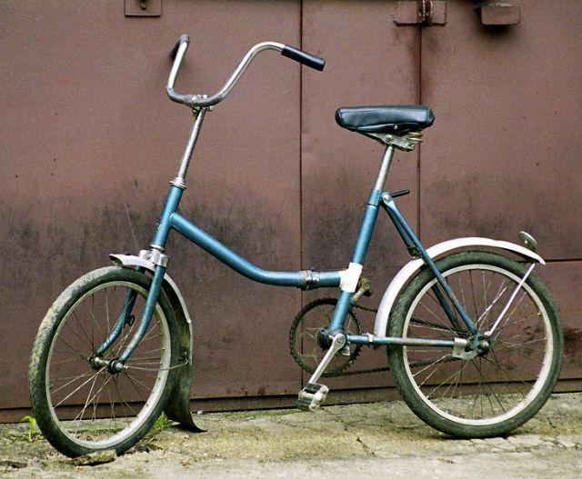 Велосипед «Аист»