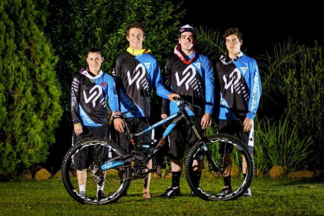 Команда Bergamont Hayes World Downhill