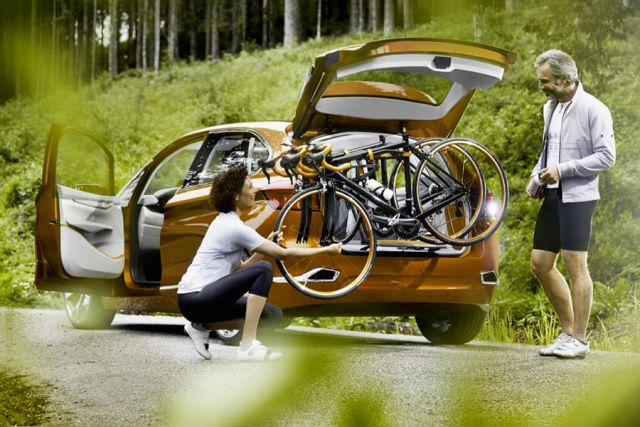 байки BMW