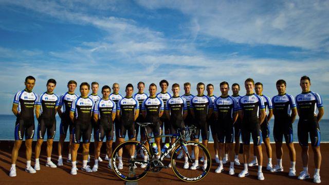 команда Fuji