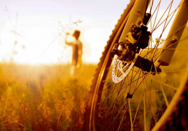 "велосипед ""Ленд Ровер"""