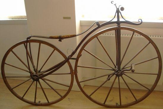 прототип велосипеда
