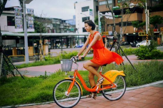 велопрогулка по городу