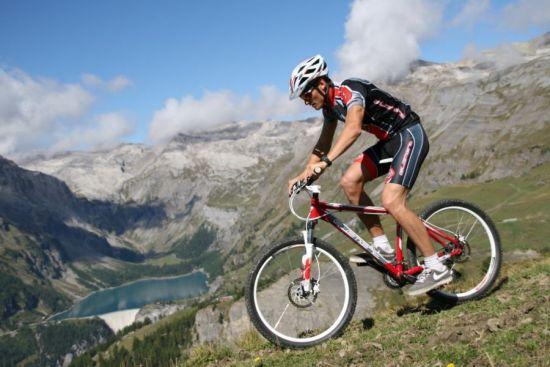 Тестирование велосипеда Alpine