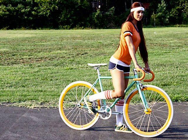 спортивная велопрогулка