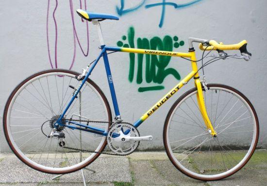 велосипед Пежо