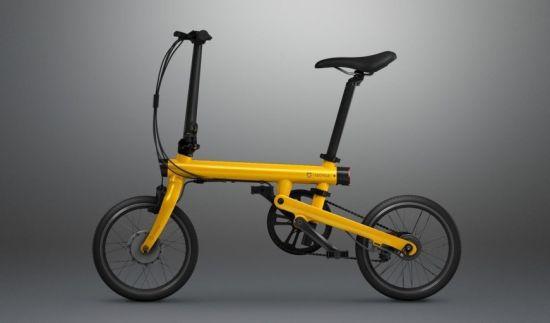 QiCycle Folding Electric Bike