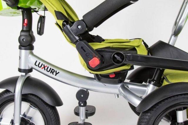 Велоколяска Luxury