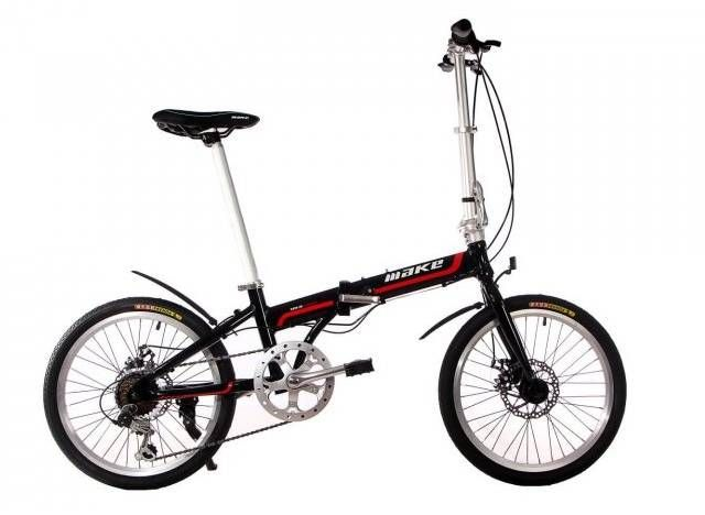 "Складной Make bike 20"""