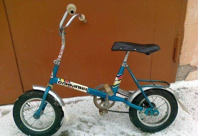 Велосипед Олимпик