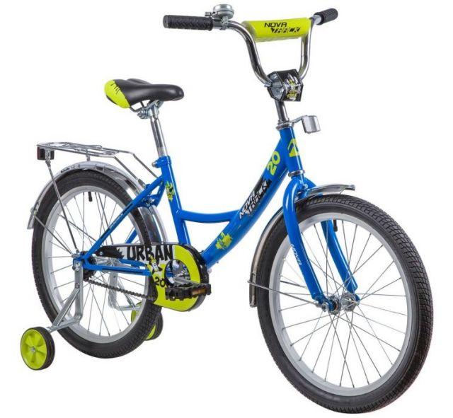 Велосипед Novatrack Urban 20