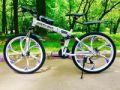 Велосипед Green Bike