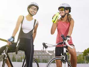 велопрогулка с изотоником