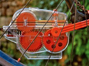 машинка для чистки цепи велосипеда