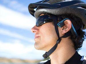 наушники для велосипедистов