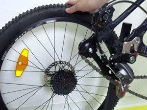 ремонт колеса