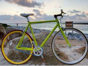 Односкоростной велосипед