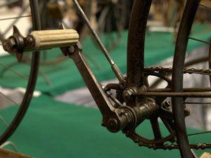 педали велосипеда