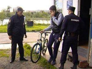 проверка велосипеда на угон