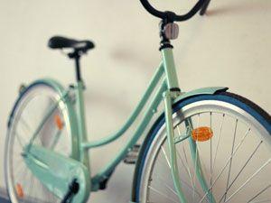 ретро-велосипед