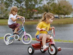 велосипеды от 3х лет