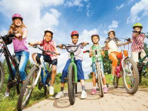 Велосипеды от 4 лет
