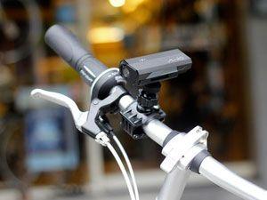 велосипедный видеорегистратор