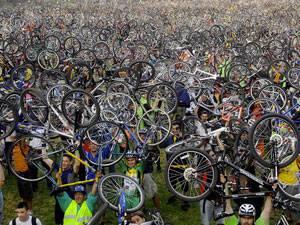 фестиваль велосипедистов