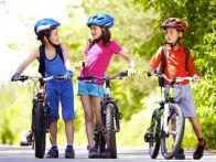 складные детские велосипеды