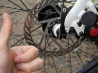 Дисковый тормоз для велосипеда