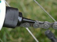 Парафиновая смазка для велосипедной цепи