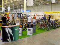 выставка велосипедов