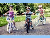 четырёхколёсные велосипеды для детей